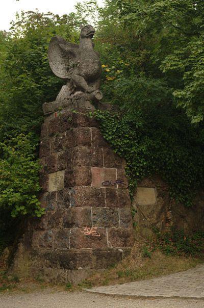 War Memorial 5. Bad. Feld-Artillerie Regiment