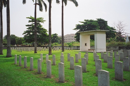 Commonwealth War Graves Yaba