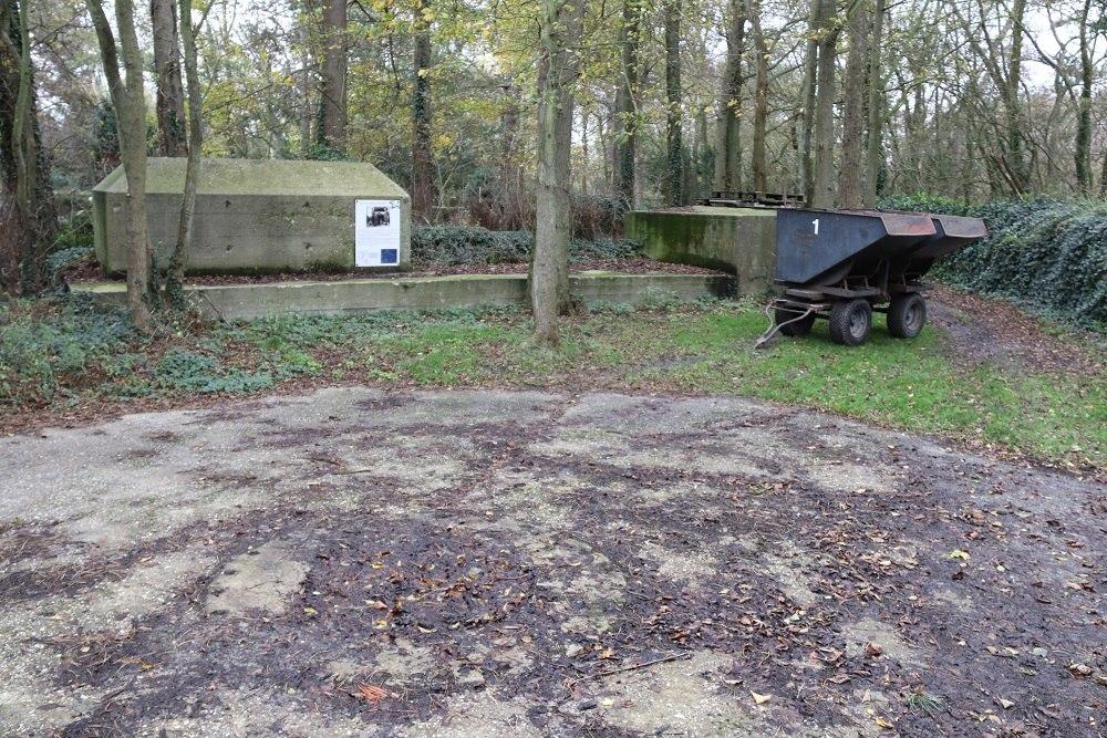 Batterij Begraafplaats Den Helder