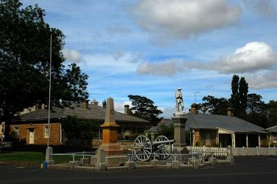 War Memorial Ross