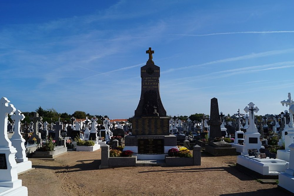War Memorial L'Île-d'Yeu