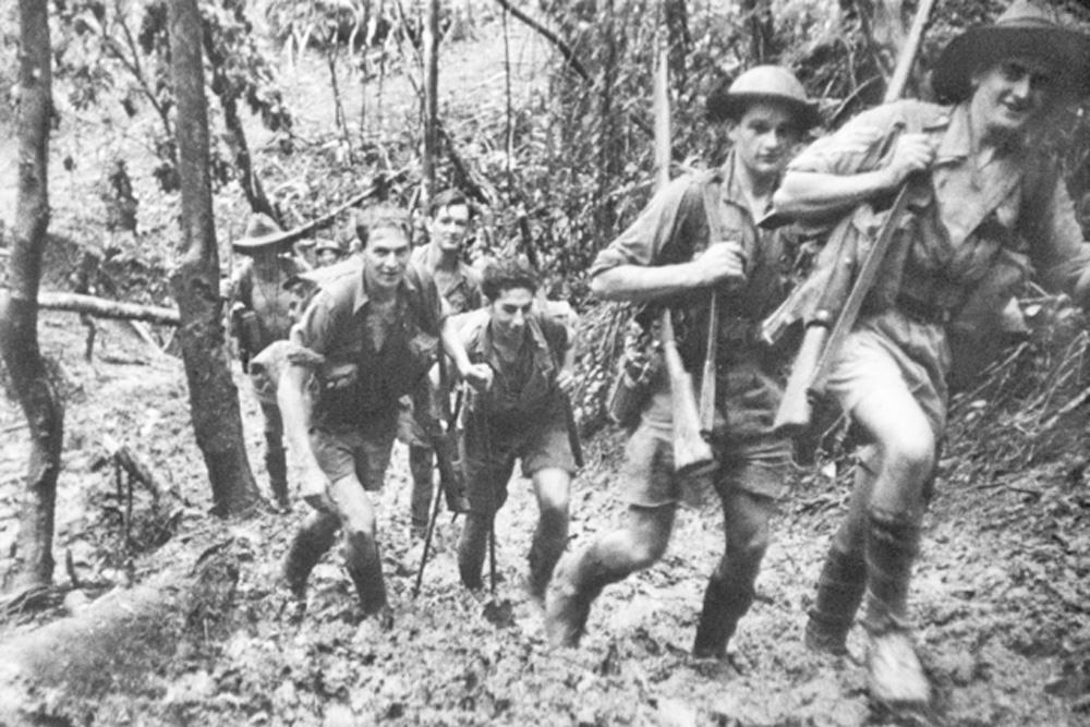 Kokoda Trail - Isurava