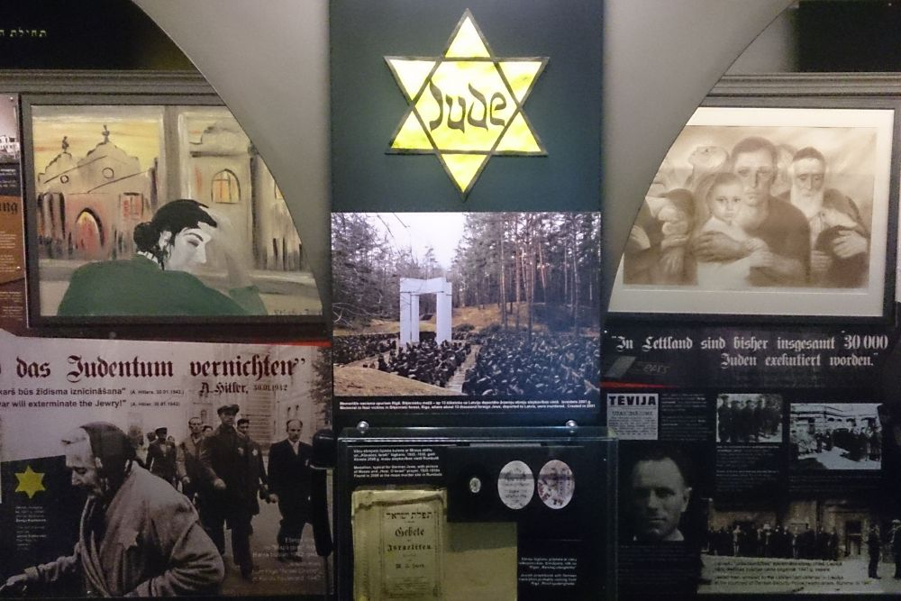 Museum Jews in Latvia