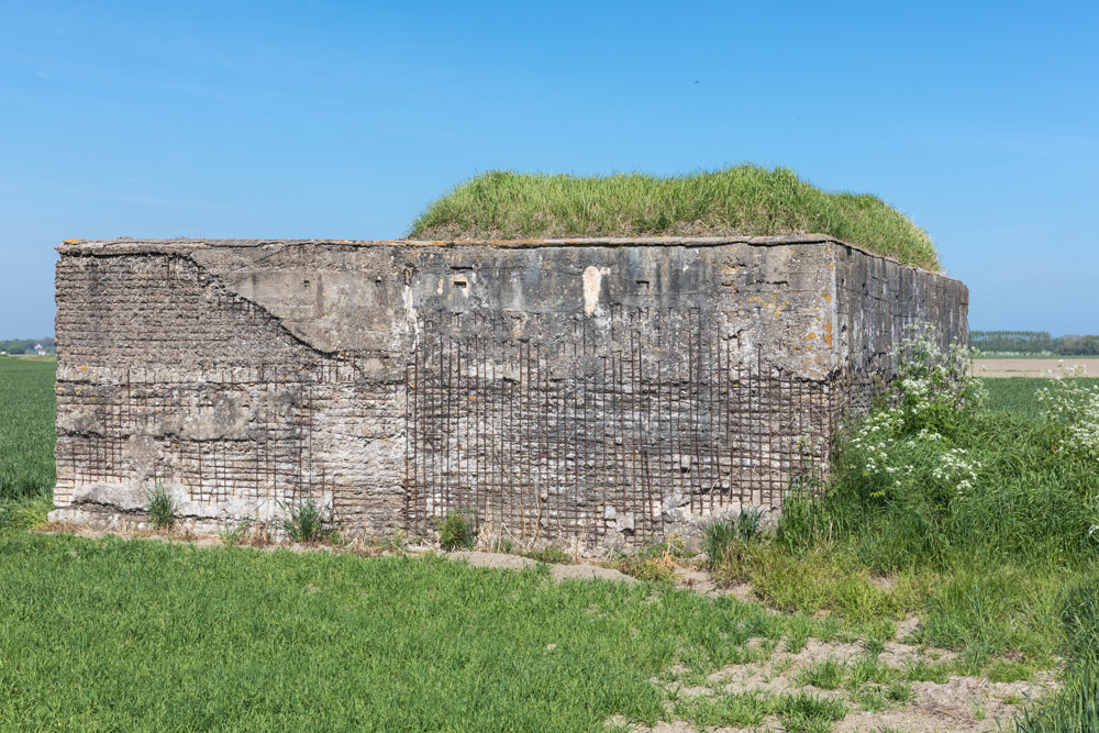 Hollandstellung - Personnel Bunker
