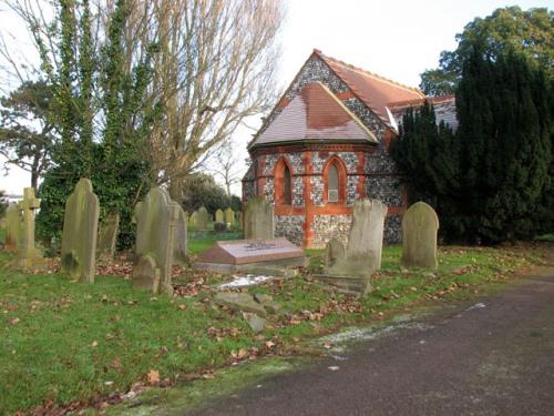 Oorlogsgraven van het Gemenebest Gorleston Cemetery