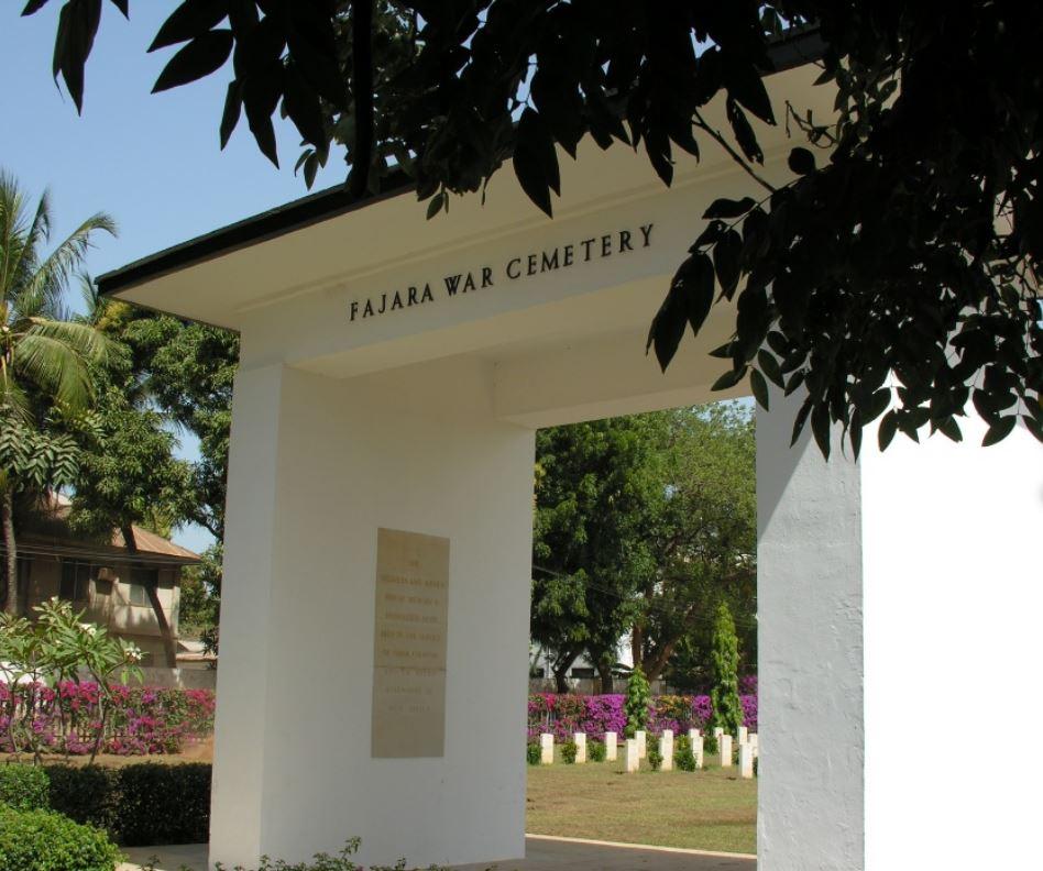 R.W.A.F.F. Memorial Tablet