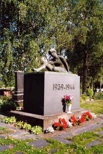 War Memorial Närpes