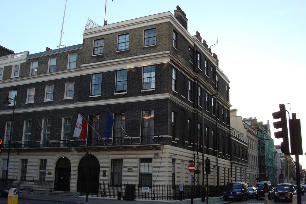 Embassy of Poland London