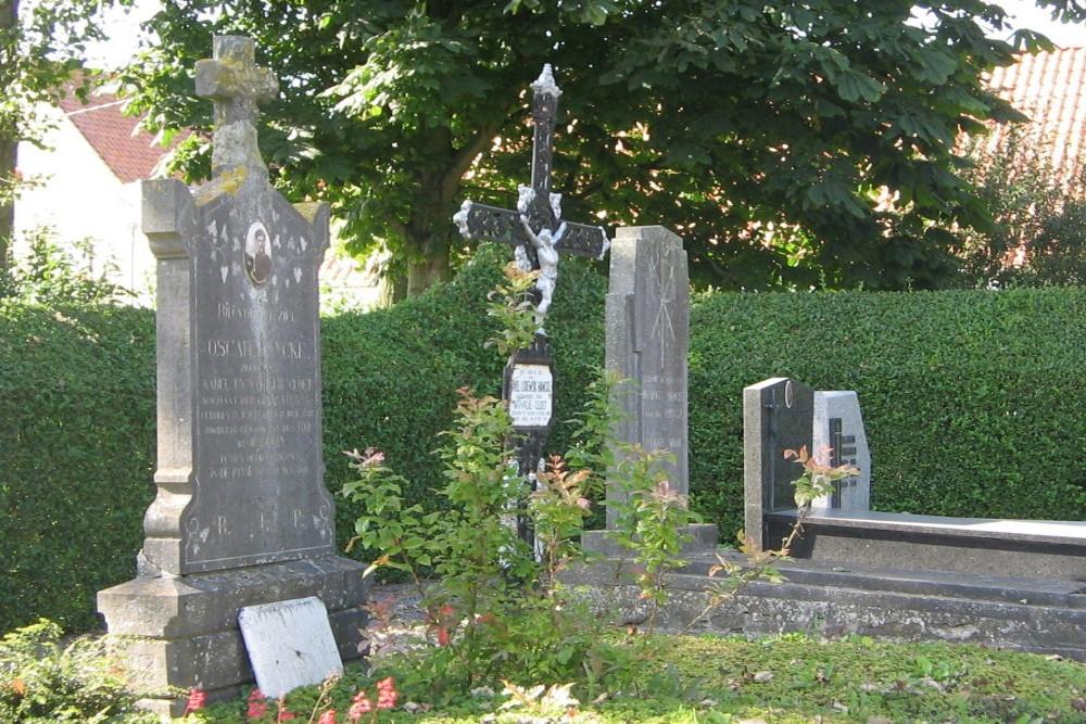 Belgian War Graves Wulpen