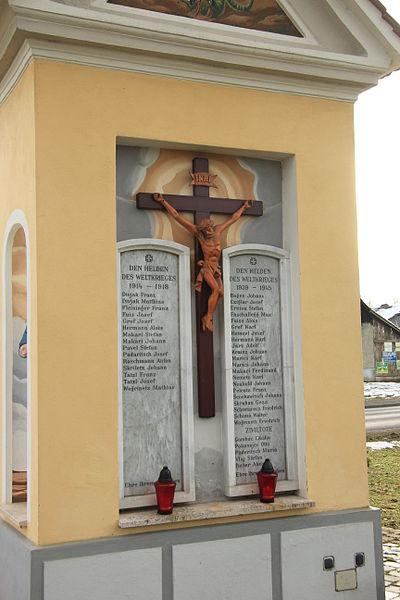 War Memorial Laafeld