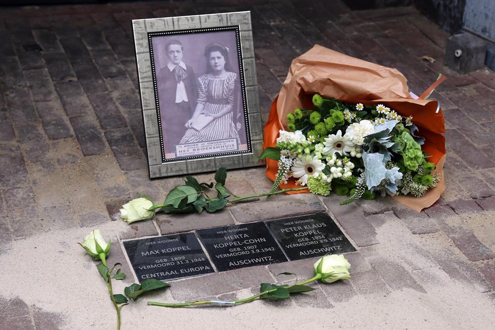 Memorial stones Koppel family