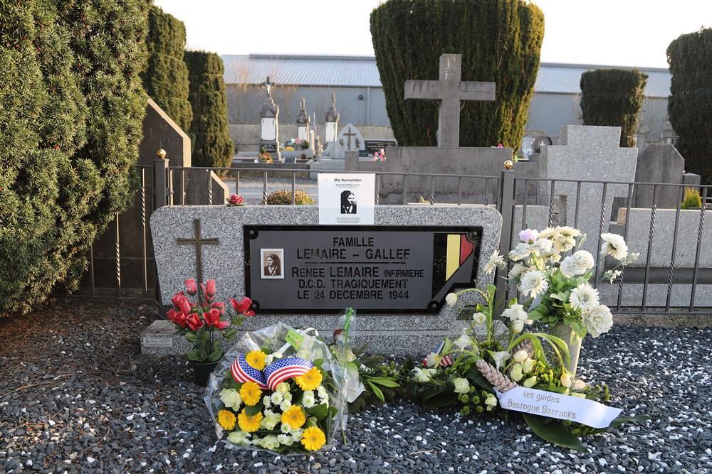 Belgisch Oorlogsgraf Bastogne