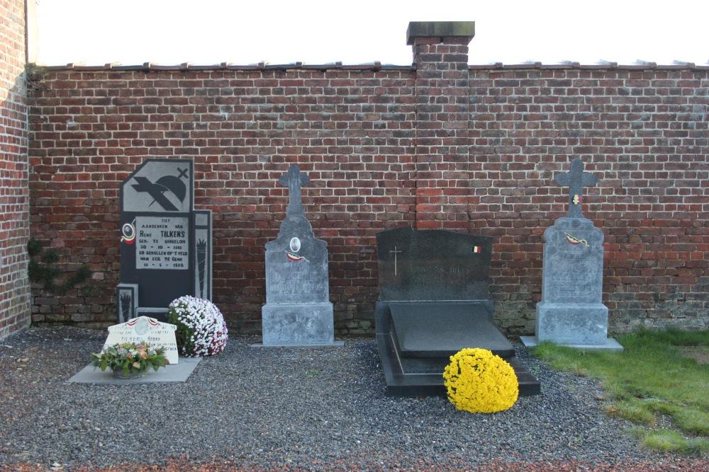 Belgian War Graves Gingelom