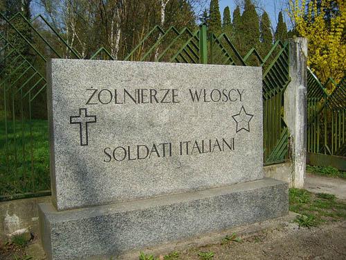 Italiaanse Oorlogsbegraafplaats Wrocław