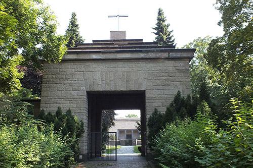 Duitse Oorlogsbegraafplaats Lilienthalstraße