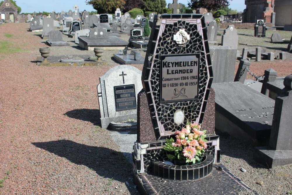 Veteran War Graves Cemetery Clabecq