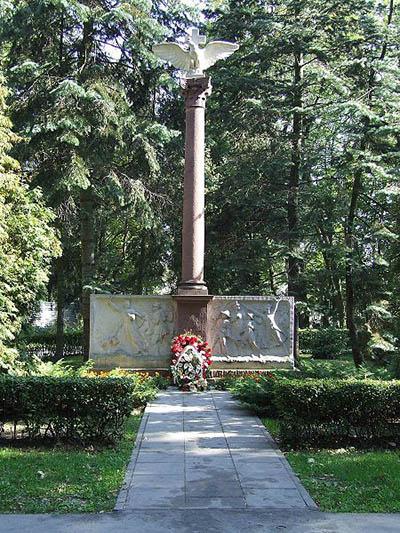 Monument Slag om Warschau 1920