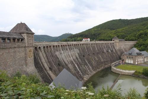 Eder Dam Edertal
