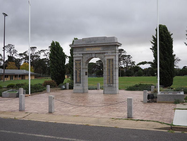 War Memorial Bungendore