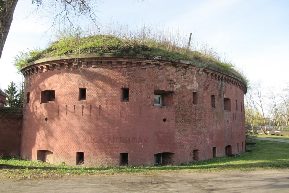 Festung Königsberg - Sternwarteturm