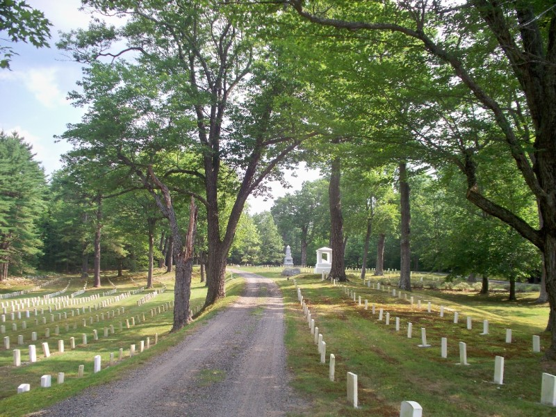 Togus National Cemetery (West)