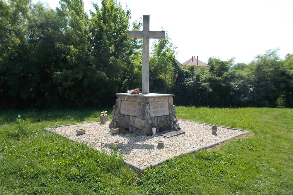 Memorial Ethnic Germans Pomáz