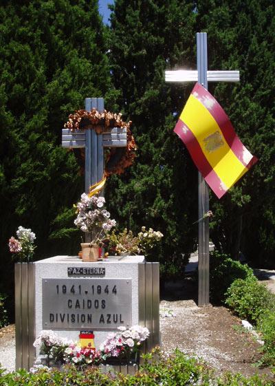 Monument Blauwe Divisie