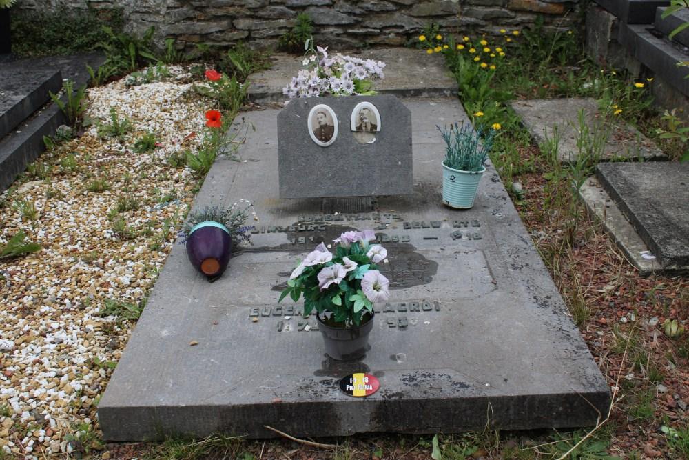 Belgische Oorlogsgraven Harchies