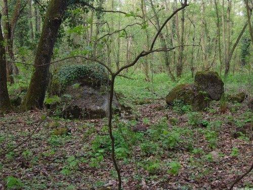 Westwall - Remains Regelbau 395 Bunker Dillingen