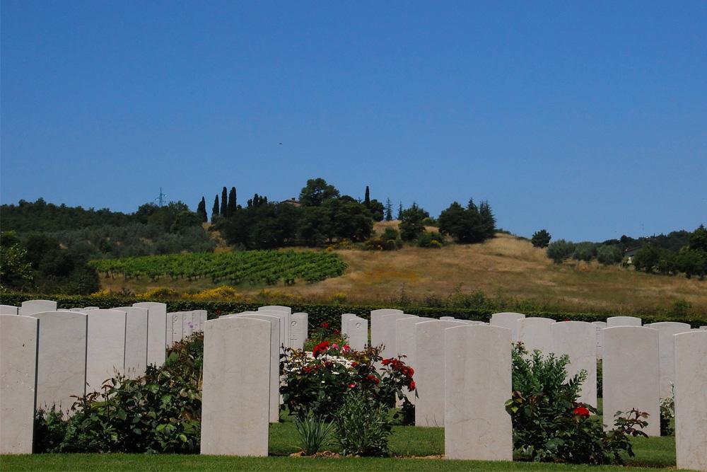 Soviet War Grave Arezzo