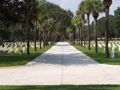 Beaufort National Cemetery