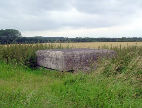 Commandobunker USAAF Grafton Underwood