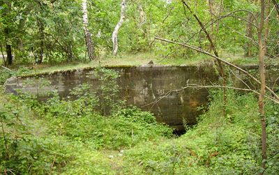 Brückenkopf Warschau - Regelbau 501 Bunker Goraszka