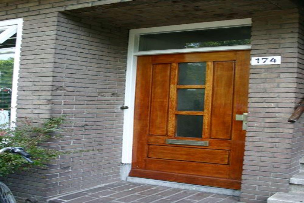 Bullet Impacts Paterswoldseweg Groningen