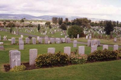Commonwealth War Graves Western Necropolis Cemetery