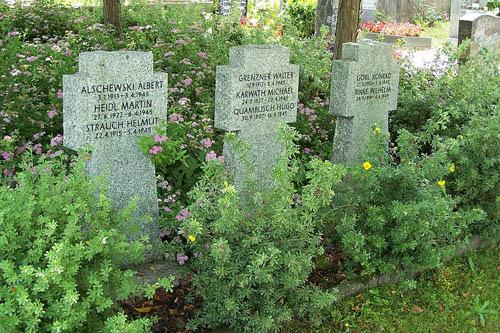 Duitse Oorlogsgraven Eckardtshausen