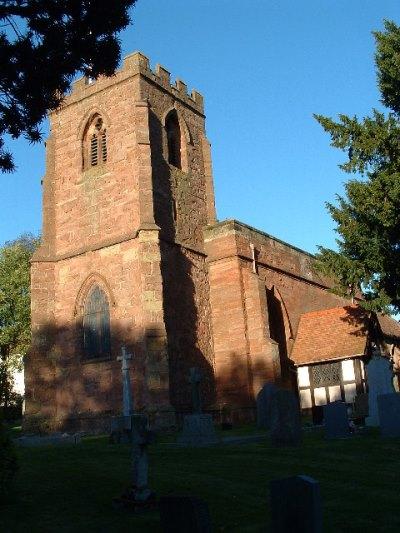 Oorlogsgraven van het Gemenebest St. Wilfrid Churchyard