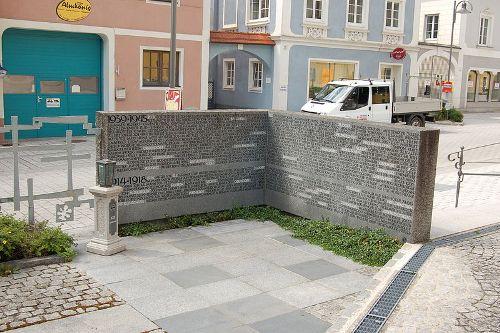 Oorlogsmonument Feldkirchen an der Donau
