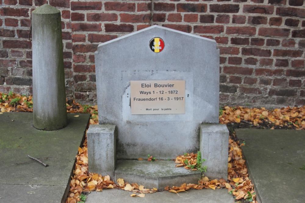 Belgian War Graves Ways