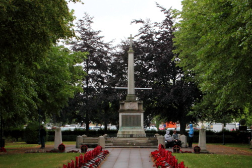 War Memorial Boston