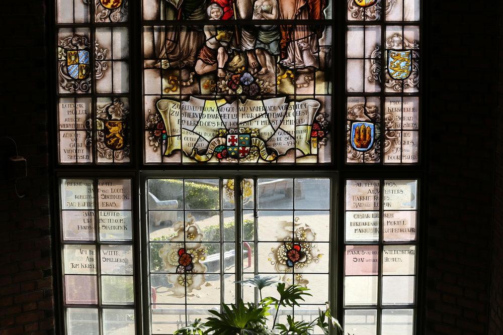 Memorial Window Tilburg