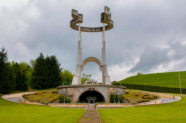 Remembrance Park Teharje