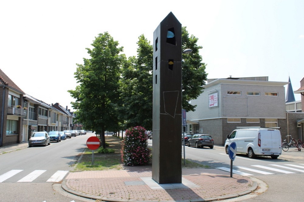 Vredesmonument Neerpelt