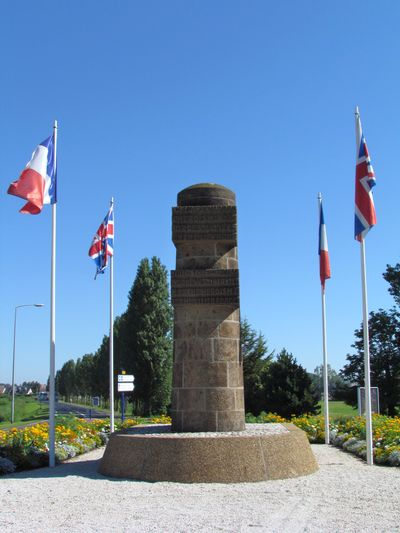 Memorial Liberation Ouistreham