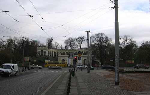 Festung Breslau - Voormalige Hoofdkwartier Taschenbastion