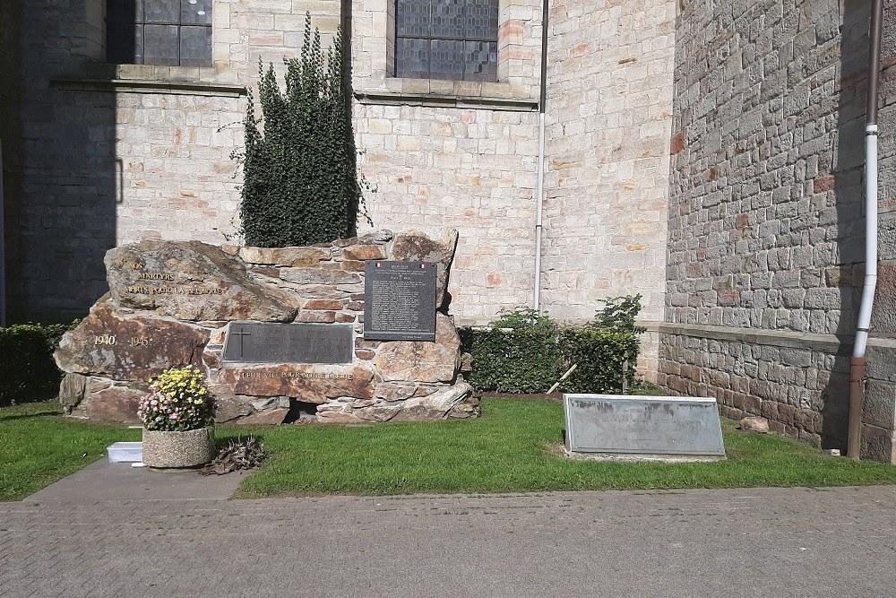 Monument Patriotten van Malmedy