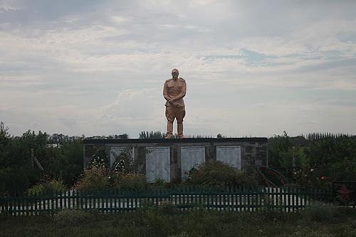 Massagraf Sovjet Soldaten Kyrpychne