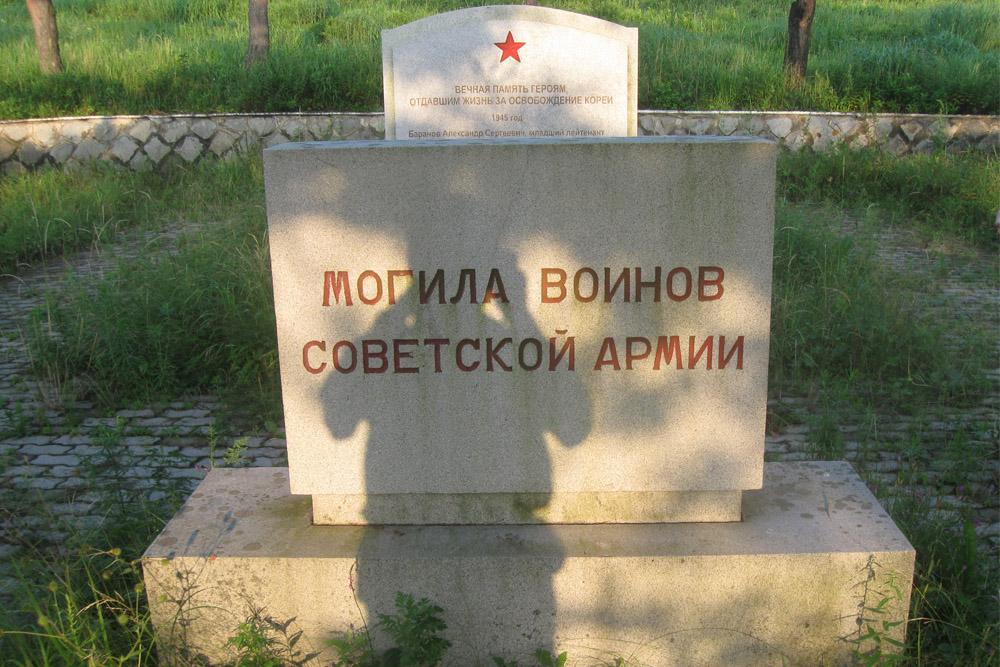 Massagraf Sovjet Soldaten Rajin