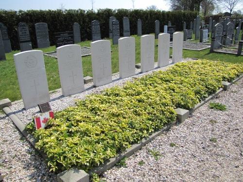 Commonwealth War Graves Doornspijk
