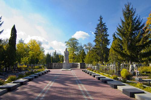 Soviet War Graves Sumy